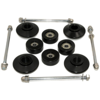 Deluxe Wheel Kit For Total Gym