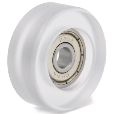 Total Gym Replacement Clear Wheel